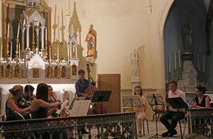 The Temple Ensemble Photo Michelle Feraud
